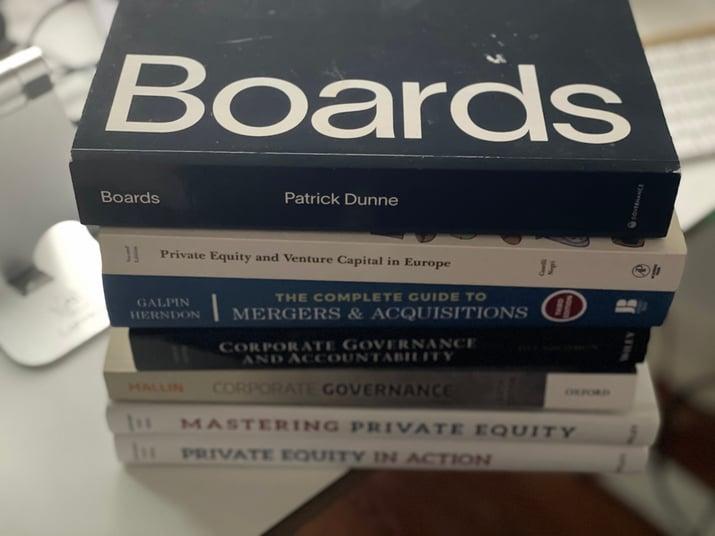 photo of board books